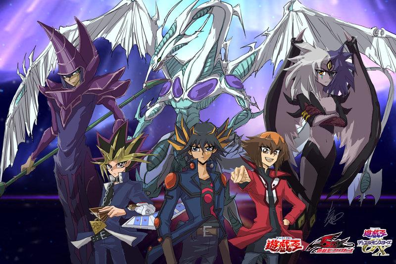 Yu-Gi-Oh!(遊☆戯☆王) 10º Aniversario -Película Anime ...