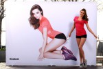 Miranda Kerr 3D Reebok Campaigne Launch in Munich 14