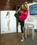 Miranda Kerr 3D Reebok Campaigne Launch in Munich 16