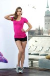 Miranda Kerr 3D Reebok Campaigne Launch in Munich 05