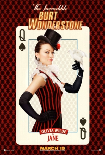 The Incredible Burt Wonderstone_Olivia Wilde
