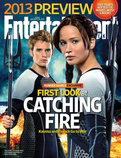 EW Catching Fire cover