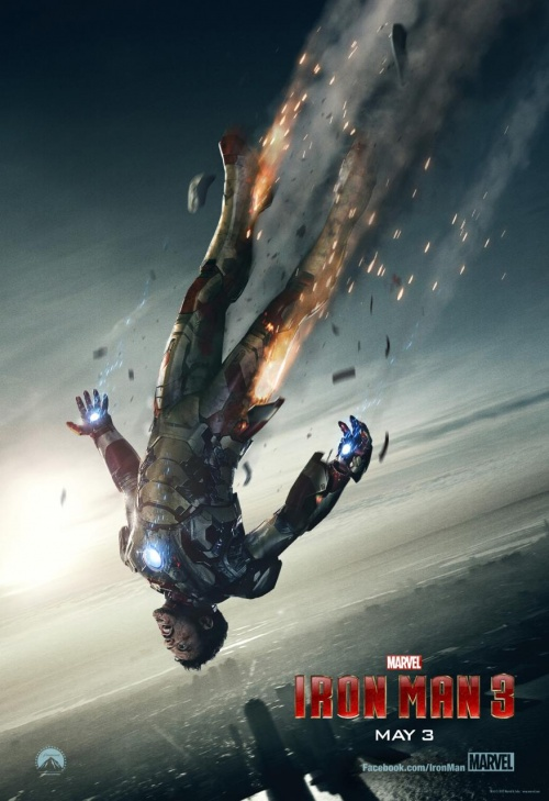 iron man 3 ingles