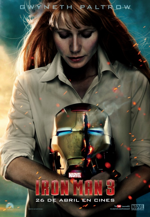 potts iron man 3