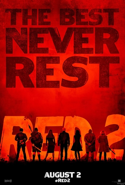 the best never rest red 2