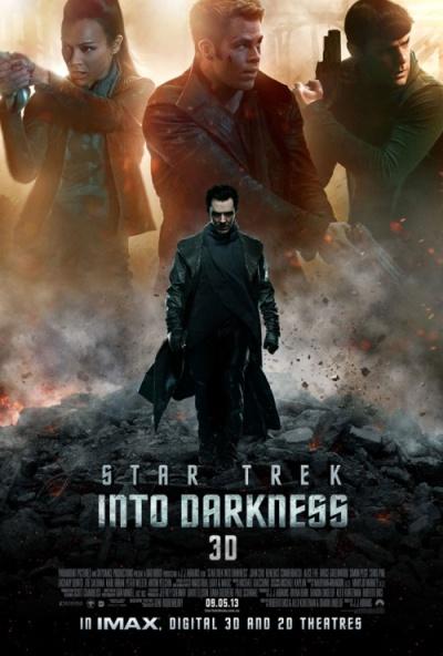 star trek into darkness 3d