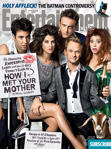 EW How I met your mother