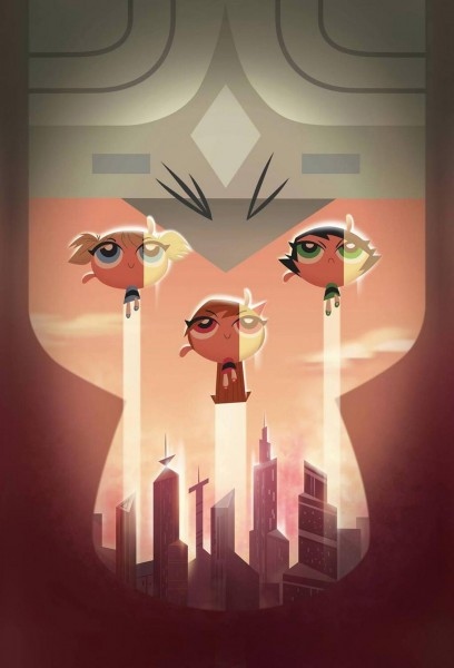 powerpuff-girls-dance-pantsed-poster