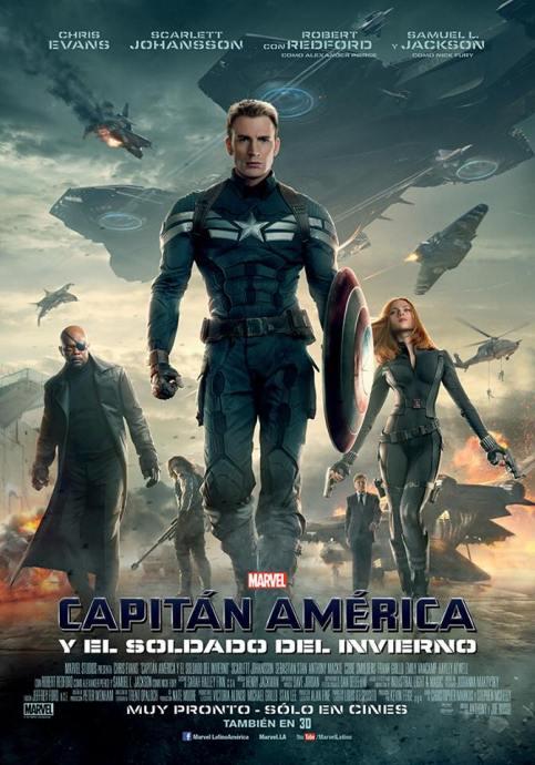Capitan America y el soldado del invierno