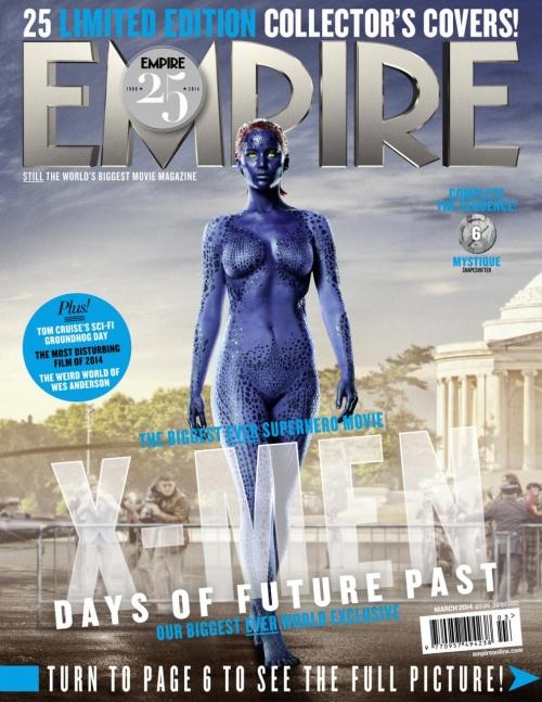 Days of Future Past - Mystique