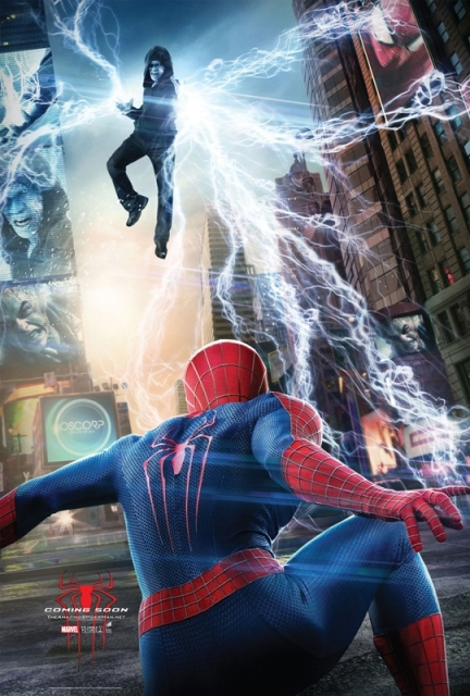 The Amazing Spider-man 2 01