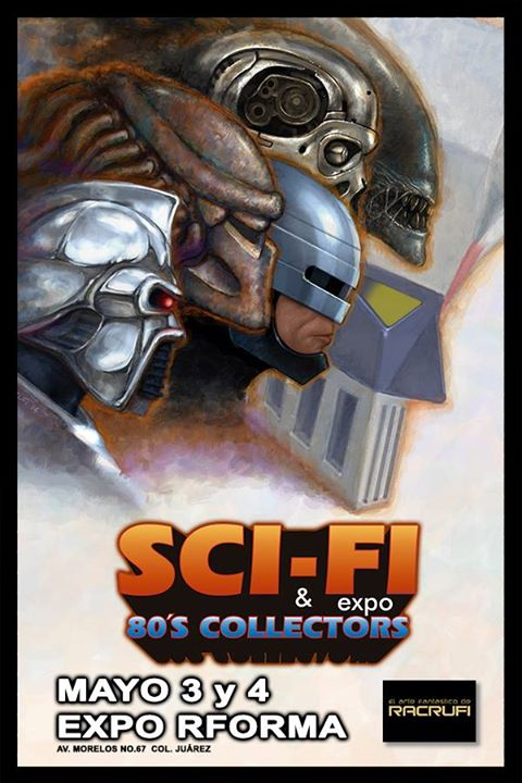 SCIFI EXPO & 80's Collectors