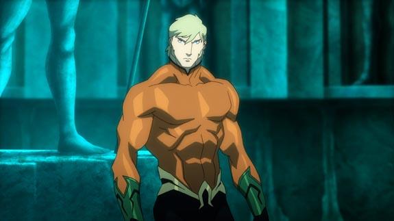 Justice League- Throne of Atlantis