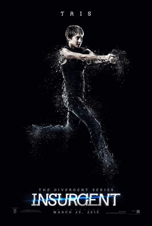 The Divergent Series Insurgent Tris
