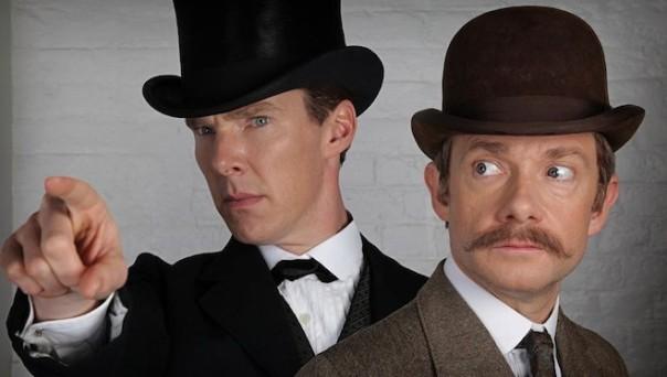 Sherlock Navideño