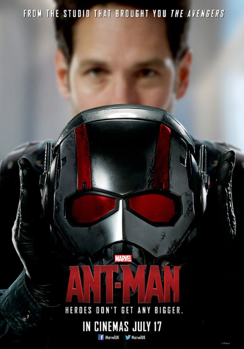 Ant-Man Character Posters 01